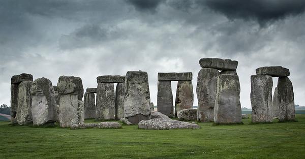 Stonehenge & Portsmouth