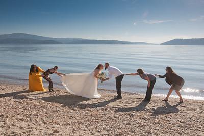 Sasser / Legg Wedding