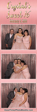 Crystal's Sweet 16