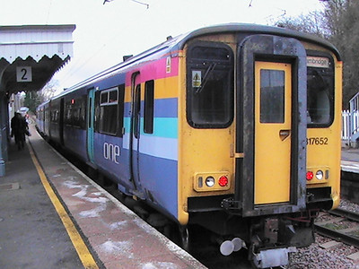 Luton & Stansted (23-01-2007)