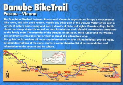 Danube Bicycle Tour - 2001
