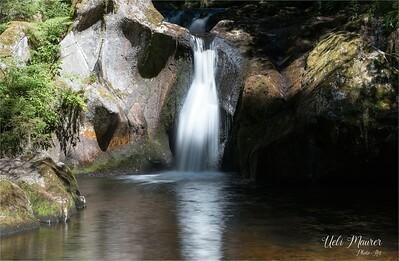 Wasserfall Krai Woog Gumpen