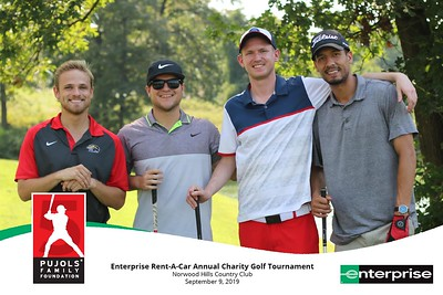 Enterprise Rent-A-Car Annual Charity Golf Tournament  09.09.2019