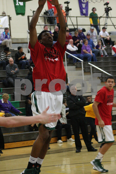 Varsity Boys basketball vs Middletown 1/29/13