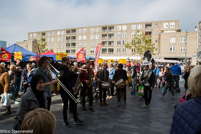 Popronde Almere 2015