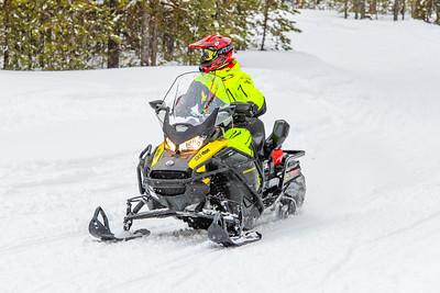 2020 Ski-doo Exedition LE 900 Ace