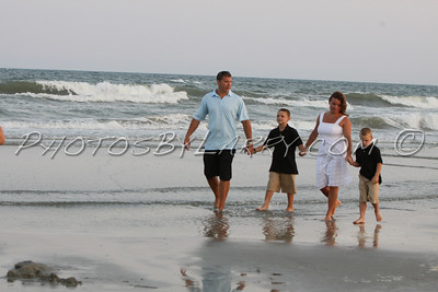 Kirk, Karen, Carson and Colby