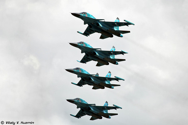 100th Anniversary of Russian Air Force
