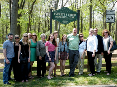 Lt. Everett Faber Park Dedication