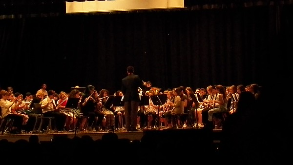 Sam's Spring Concert