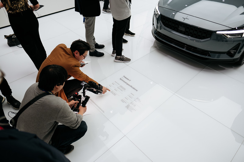 Polestar 2 specifications - Samuel Zeller for the New York Times