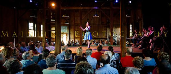 Pittsburgh Festival Opera  - Snuggery Farm July 2017