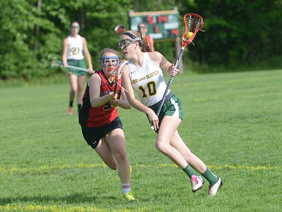 2015 BBA Varsity Girls Lacrosse vs Rutland photos by Gary Baker