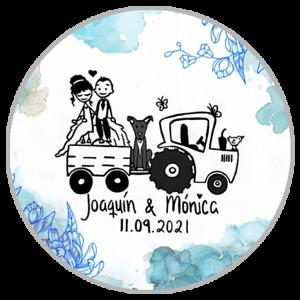 Joaquín & Mónica