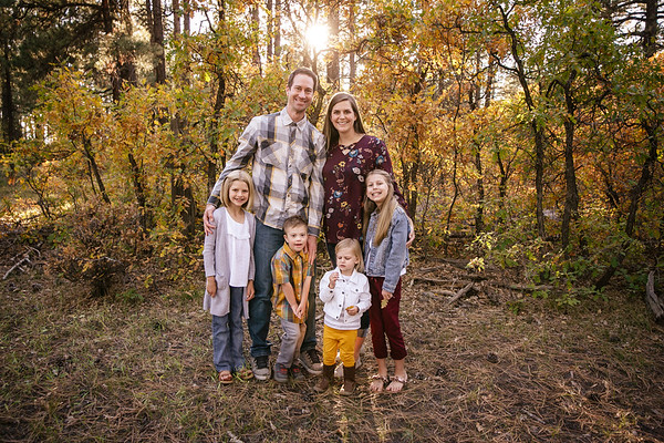 The Wallace Family | September