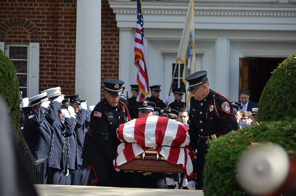 Paramus, NJ Ex-Fire Chief Sean M. Benson