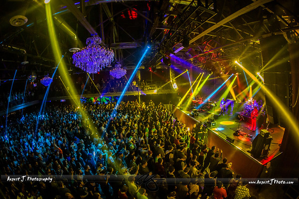 The Disco Biscuits - 11-28-18 - Philadelphia, PA