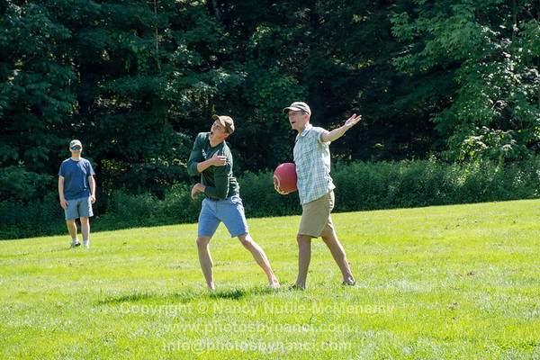 Democrats Kickball Game and BBQ