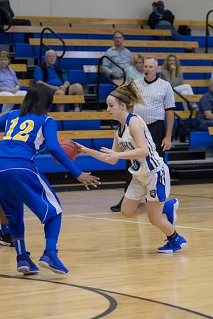 11-28-17: CSN Girls Varsity Basketball vs Clewiston