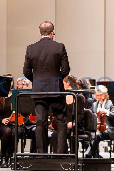 Geneseo Symphony Orchestra (Photos by Annalee Bainnson)