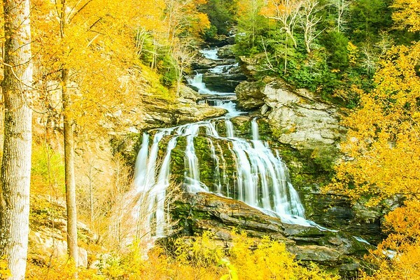 Cullasaja Falls, NC