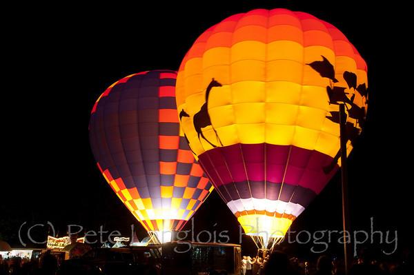 2010 29th Annual Pittsfield Rotary Hot Air Balloon Rally