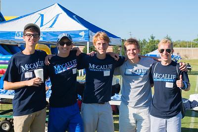 McCallie Summer Camp Tailgate