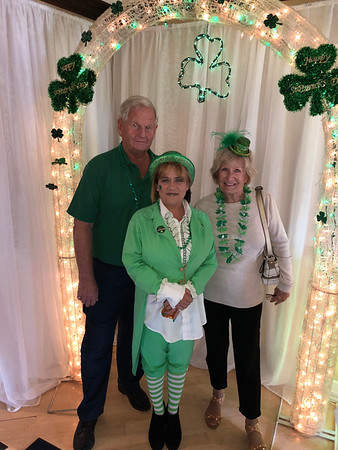 2018 St Patrick's Day Party