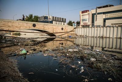 Basra water crisis