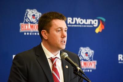 Belmont names Bart Brooks as new women's coach