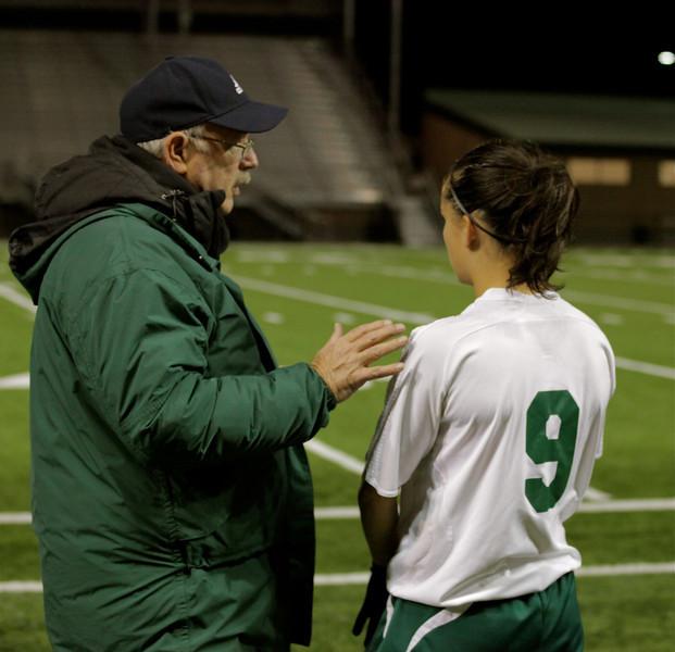 Coach Hester, Sophie Chakalo