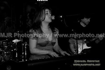 Valerie Rose and The Thorns at KJ Farrells 04.29.14