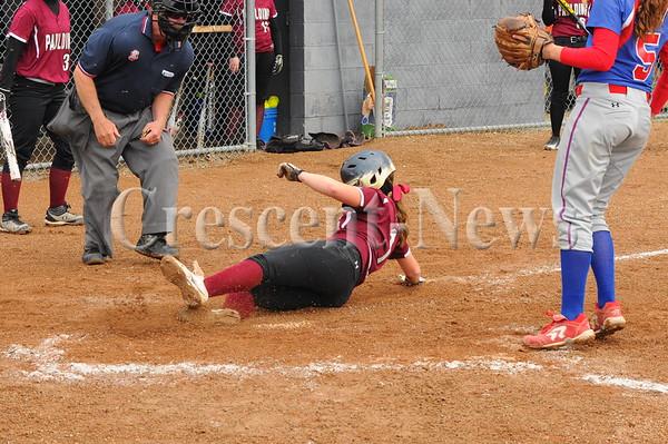 04-13-15 Sports Crestview @ Paulding SB