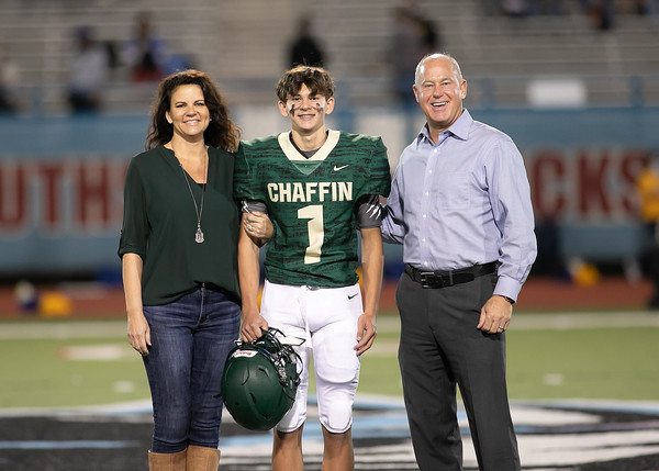 Chaffin 9th Grade Recognition 11/5/2020