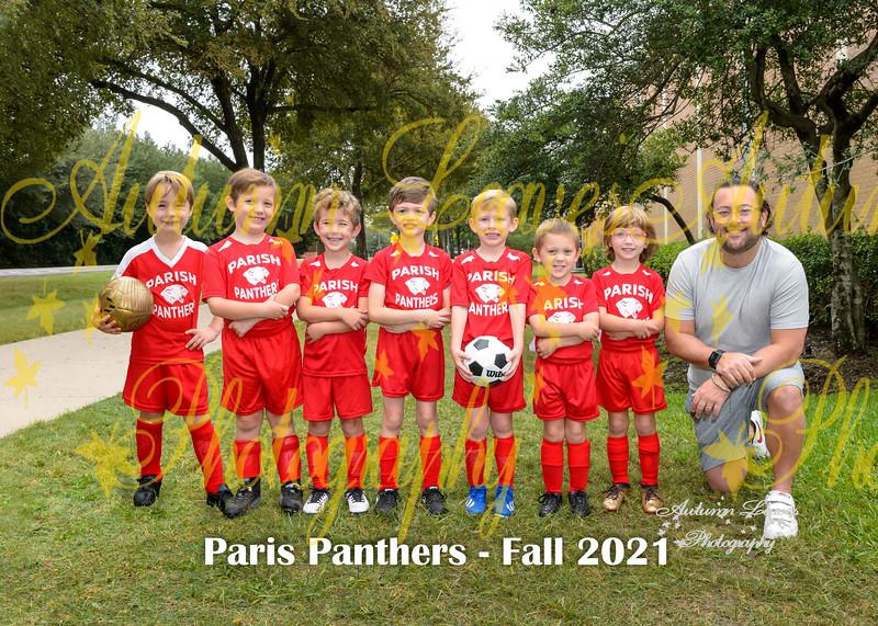 20211002 - #S5 Kinder Parish Panthers - Golman