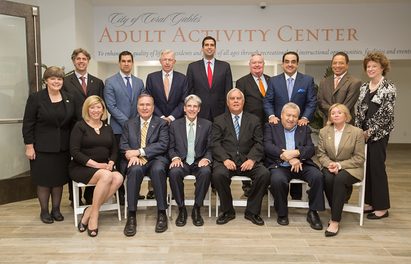 Annual Development Agreement Meeting between City of Coral Gables and UM - January 12, 2017