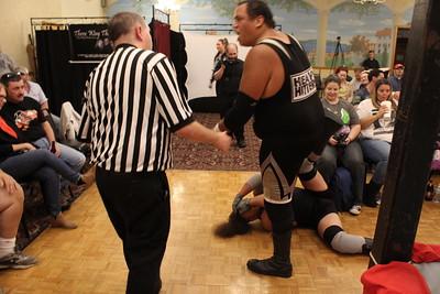 """Heavy Hitter"" Shay Cash vs. Danny Ramirez"