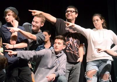 Taconic High School presents 'Sister Act' - 032717
