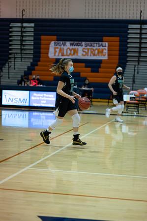 Girls Basketball: Woodgrove 62, Briar Woods 42 by Derrick Jerry on February 3, 2021