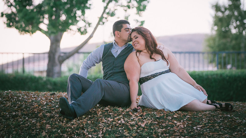 Oscar and Ireina Save The Date