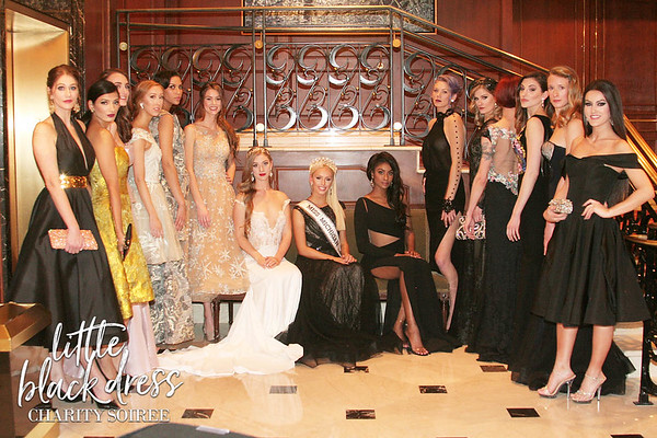 2017 Little Black Dress Charity Soiree : The Townsend Hotel 11.17.17