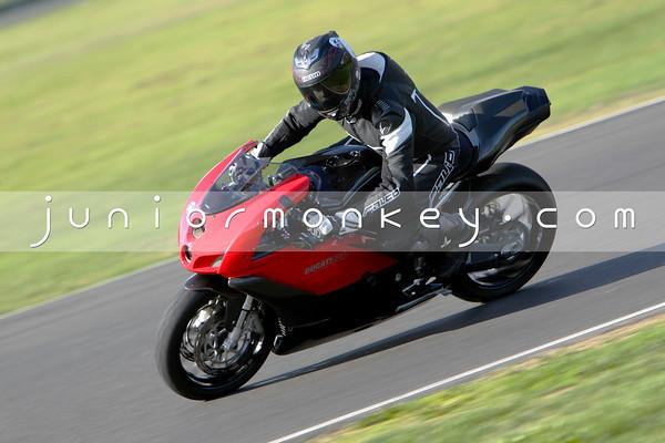 Ducati 999s - Red Black