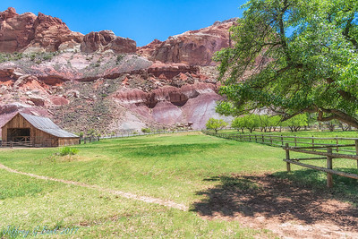 Capitol Reef National Park and Grand Escalante Staircase