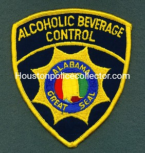 Alabama Alcoholic Beverage Control Enforcement
