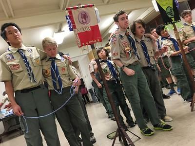 1771i Boy Scout Troop Meeting Feb 21, 2016