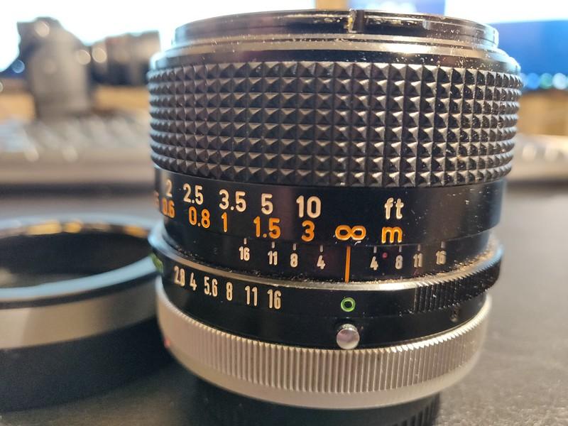 Canon FD 24 mm 2.8 S.S.C. - Serial N200 & 40368 003.jpg