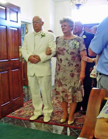 April's Wedding 2005