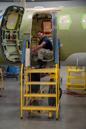 Aircraft Maintenance & Manufacturing Academy 2019