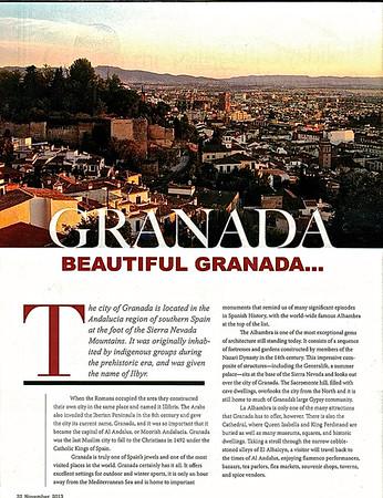 Granada, Beautiful Granada
