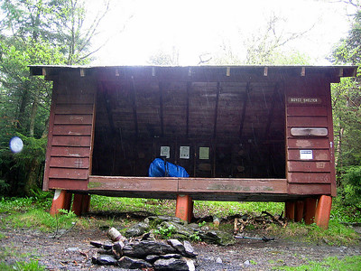 Long Trail backpack: Middlebury Gap to Lincoln Gap: June 3-4
